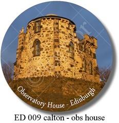 ED 009 calton - obs house