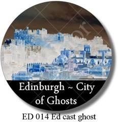 ED 14 Ed cast ghost