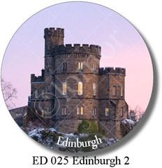 ED 25 Edinburgh 2