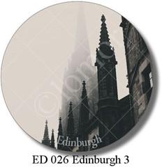 ED 26 Edinburgh 3