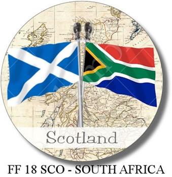 FF 18 SCO - SOUTH AFRICA