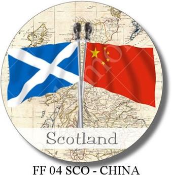 FF 4 SCO - CHINA