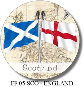 FF 5 SCO - ENGLAND
