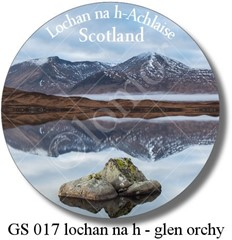 GS 017 lochan na h - glen orchy