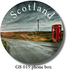 GS 019 phone box