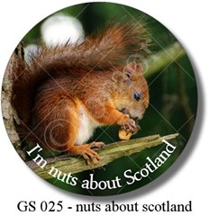 GS 025 - nuts about scotland
