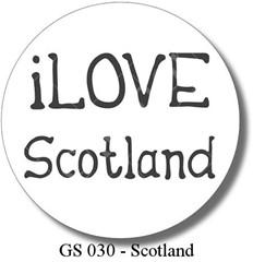 GS 030 - iLOVE Scotland