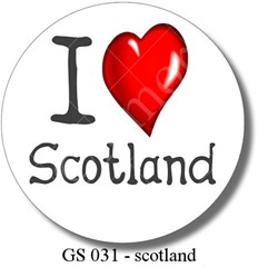 GS 031 - I HEART Scotland