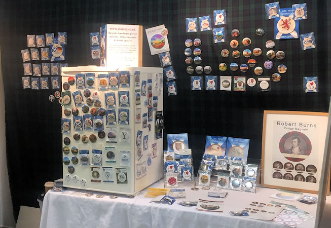 photo from the trade show